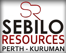 Sebilo Resources (Perth – Kuruman)